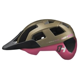 Capacete Enduro High One Cervix - Rosa