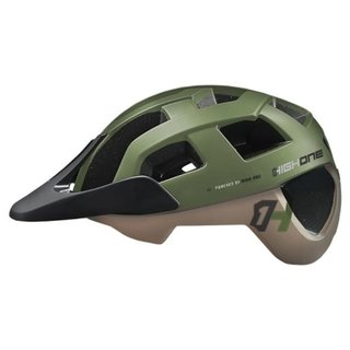 Capacete Enduro High One Cervix - Verde