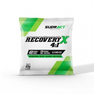 Suplemento Energético Sudract Recovery X 4:1 Chocolate - 65g
