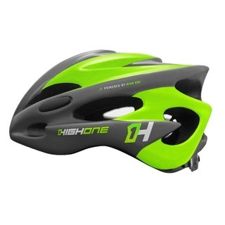 Capacete High One Volcano New c/ Led - Verde