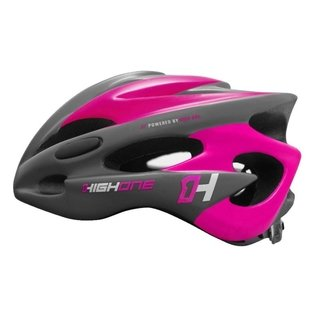 Capacete High One Volcano New c/ Led - Rosa