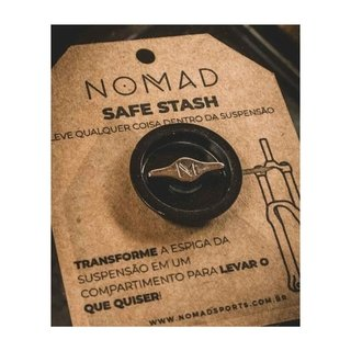 Safe Stash Nomad - Preto