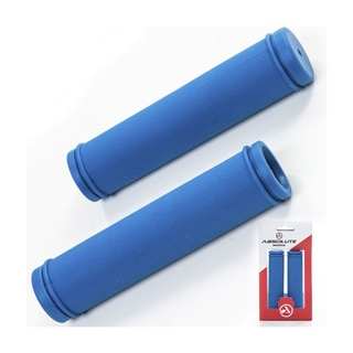 Manopla Borracha Absolute 130mm - Azul