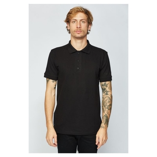 Camisa Polo Sense Bike Passion - Preto