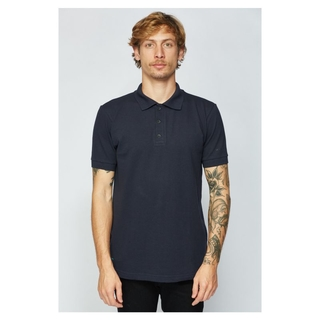 Camisa Polo Sense Bike Passion - Azul