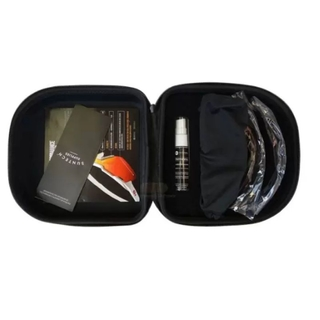 Óculos HB SHIELD COMPACT Mountain KIT 02 - Gray/Silver/Amber