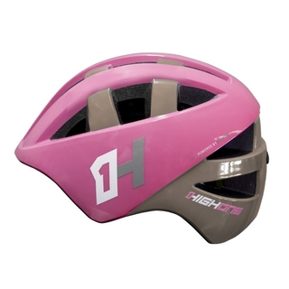 Capacete Infantil Bike High One - Rosa