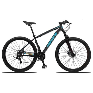 Bicicleta High One Next 27v 2020 Cinza/Azul - M
