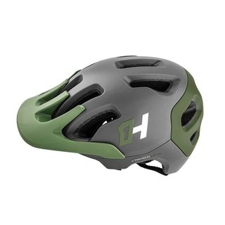 Capacete High One Enduro Headpro - Cinza