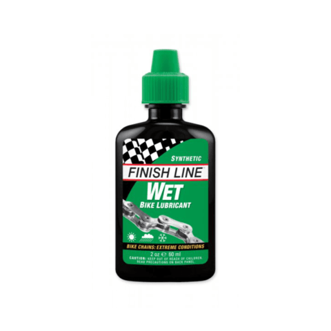 Lubrificante Corrente Finish Line Úmido Cross Country - 60ml