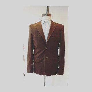 Slim Fit Blazer en internet