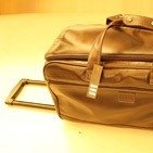 Leather Carry On Big bag - comprar online