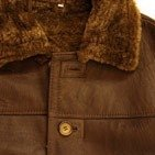 Classic Gaban Shearling Coat en internet