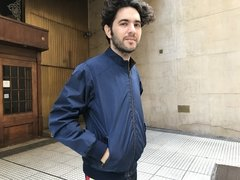 Russell reversible jacket  Goat / cloth - comprar online