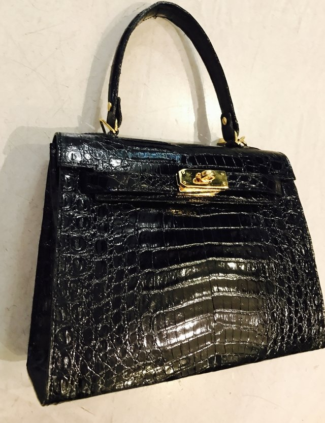 Crocodile bag - comprar online