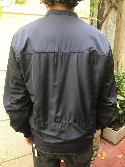 Russell reversible jacket  Goat / cloth
