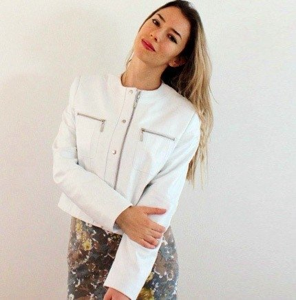 Lowe crop jacket
