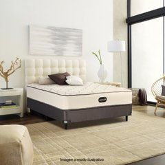 Colchon Simmons DeepSleep Resortes Tradicionales 2 Plazas en internet