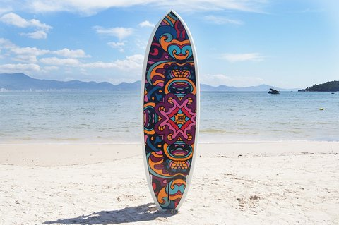sup, prancha de sup, stand up paddle, Stand up paddle board, Mandala, prancha