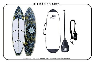 sup, stand up paddle boarde, prancha de sup, kit completo, haribari