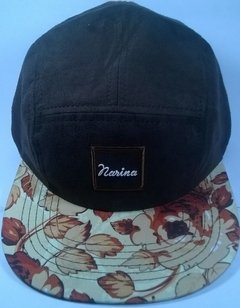 BONÉ FIVE PANEL NARINA