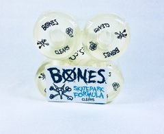 BONES WHEELS CLEARS 56 MM