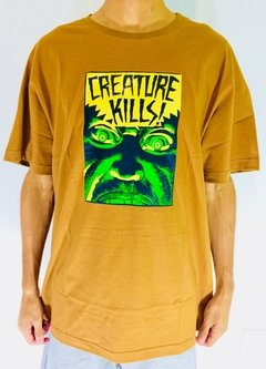 CAMISETA CREATURE AMBUSH