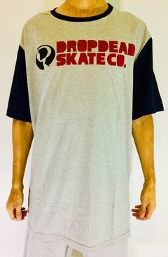 CAMISETA DROP DEAD BIG SKATE CO
