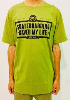 CAMISETA DROP DEAD SKATE SAVES