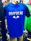 CAMISETA DROP DEAD RAGLAN