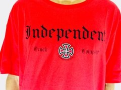 CAMISETA INDEPENDENT TRUCK GHOTIC