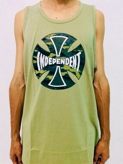 CAMISETA REGATA INDEPENDENT TRUCK