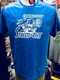 CAMISETA SANTA CRUZ STREETS ON FIRE