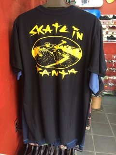 camiseta skate in panta fs smith preta