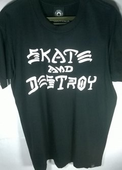 camiseta thrasher skate board