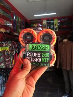 roda para skate bones wheels 56mm