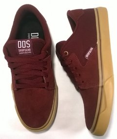 TENIS DROP DEAD IDEAL PARA ANDAR DE SKATE