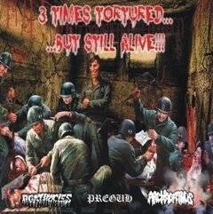3 WAYS TORTURED..BUT STIIL ALIVE - AGATHOCLES/PREGUH/ARCHAGATHUS