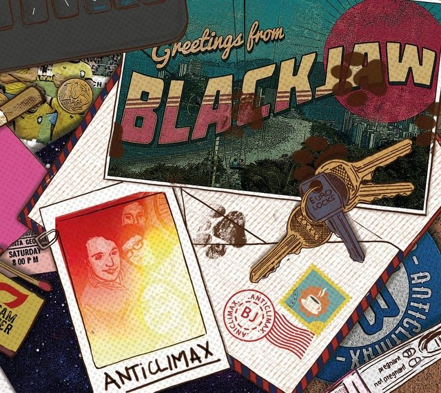 BLACKJAW - ANTICLIMAX COMBO 1 CD + CAMISETA - comprar online