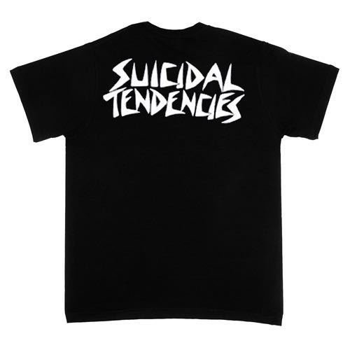 SUICIDAL TENDENCIES - POSSESSED TO SKATE Camiseta - comprar online