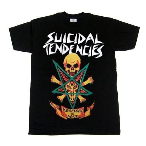 SUICIDAL TENDENCIES - POSSESSED TO SKATE Camiseta