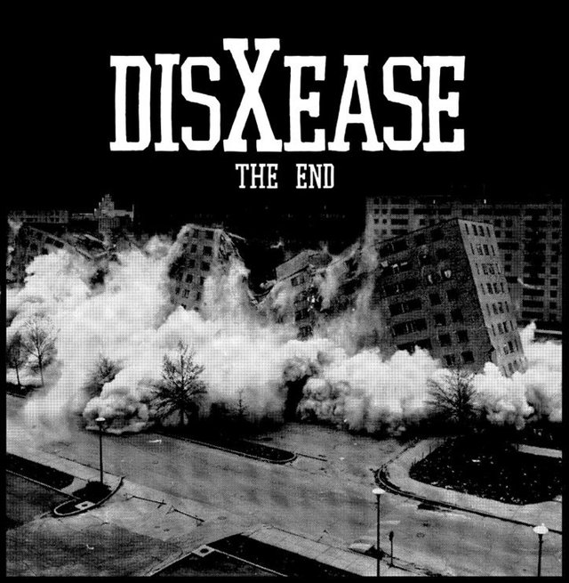 DISXEASE - THE END