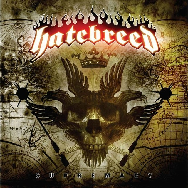 HATEBREED - SUPREMACY