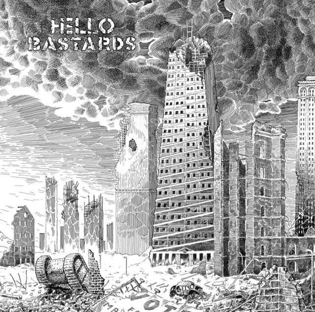 HELLO BASTARDS - S/T