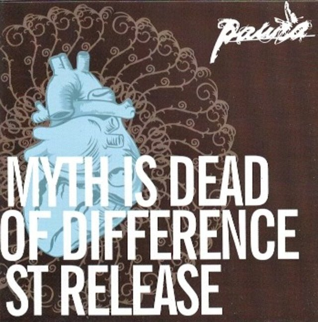 PAURA - THE MYTH IS DEAD + REFLEX OF DIFFERENCE + 1ST RELEASE