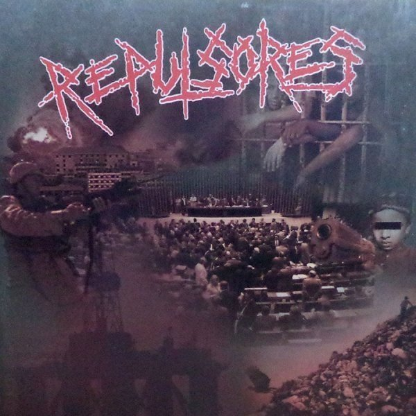 REPULSORES - PROLIFERACAO DO MAL