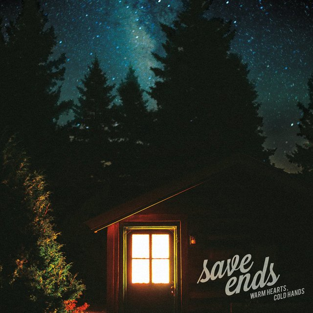SAVE ENDS - WARM HEARTS, COLD HANDS