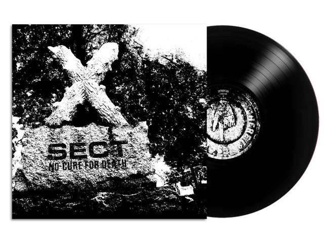 SECT - NO CURE FOR DEATH - comprar online