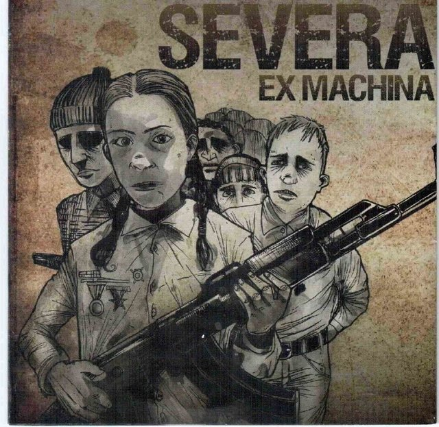 SEVERA/EX MACHINA - SPLIT
