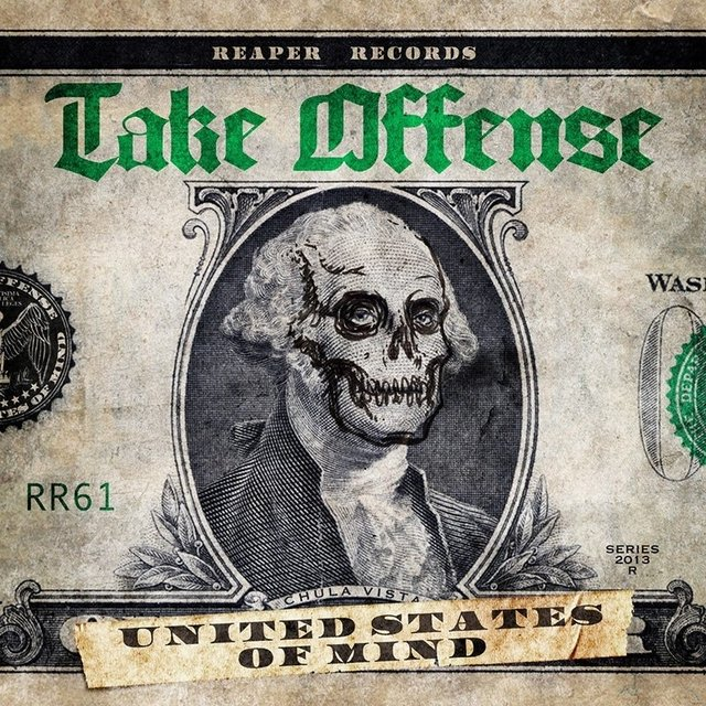 TAKE OFFENSE - UNITED STATES OF MIND